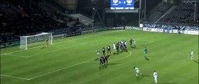 Gilles Sunu 1:2 Free-Kick HD - Angers v. Bordeaux 19.01.2016 HD