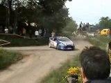 Rallye alsace vosges 2007 ES 10 CORCIEUX