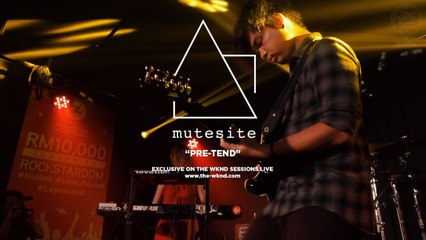 Mutesite - Mutesite | Pre-tend (Live on The Wknd Sessions, #104)
