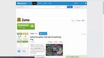 Kako skinuti i instalirati Zumu Deluxe (How to download and install Zuma Deluxe)