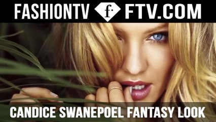 Candice Swanepoel Makeup Tips | FTV.com