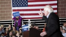 What does Bernie Sanders mean when he calls for 'revolution'?