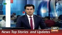 ARY News Headlines 14 December 2015, Justice Sajjad Take oath as Chief Justice Sindh