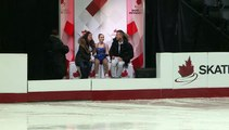 2016 CTNSC Novice Women Free Program -  B LAVOIE-LEONARD
