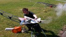 VIRUS RC PULSO PULSE JET VERY FAST AND VERY LOUD / Pulso Event Days of Speed and Thunder 2