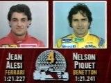 Formel 1 1991 GP05 - KANADA Montreal - Rennen