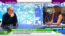 Martiño Noriega en MAS VALE TARDE [19/01/2016]