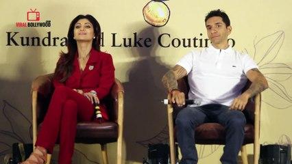Shilpa Shetty on James Bond Kissing Scene