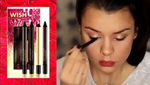 beauty tips for girls how to make red lips makeup tips tips make your lips gorgeous and beautifull  ♥ Макияж Красные Губ