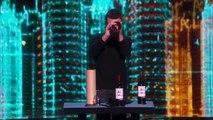 Mat Franco- AGT Season 9 Winner Makes a Magical Return - America's Got Talent 2015