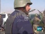 Heavy firing, explosions at Bacha Khan University Charsadda