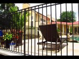 Custom Wrought Iron Pool Fencing