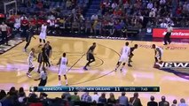 Anthony Davis Leads Pelicans Past the Timberwolves (FULL HD)