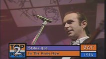 Status Quo Live - In The Army Now 30-10 1986(Bolland,Bolland) - Top Of The Pops 2 Special 2000