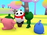 Мультфильмы для Детей - Руби и Йо-Йо - Толкание Ядра
