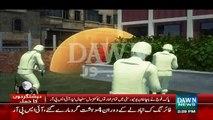 Animated Video of Charsadda Bacha Khan University Attack by Dawn News