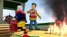 Fire at Sea | Fireman Sam