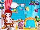 мультик cartoons игра обзор Baby Lulu First Haircut Baby Lulu Games Hair Games