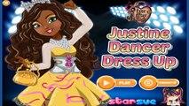 Justine Dancer Ever After High - Ever After High Video Games