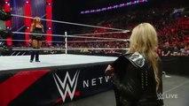 Becky Lynch vs. Tamina: Raw, January 18, 2016 (Comic FULL HD 720P)