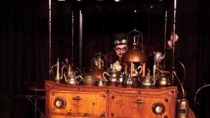 """Ebadidon Cie  présente  """"Cup of tea"""""""