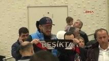 Boyko, İstanbul'a Geldi