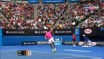 Rafael Nadal vs Tomas Berdych Open Australie 2015