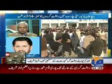 Saleem Safi Expo-sed What PTV Was Showing & What Shahbaz Sharif Was Doing During Attack At University Shame