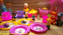 Oyun Hamuru ile Dev Caillou Sürpriz Yumurta | Play Doh Kayu Dev Sürpriz Yumurta izle