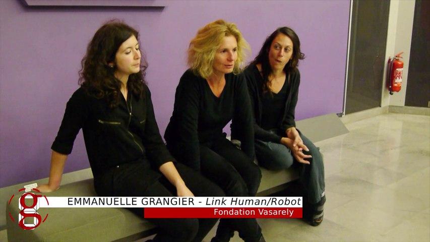 Festival GAMERZ 11 - Emmanuelle Grangier