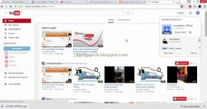 how to add Youtube subscribe button on blogspot Urdu_Hindi New Updae by Tariq Baloch - YouTube