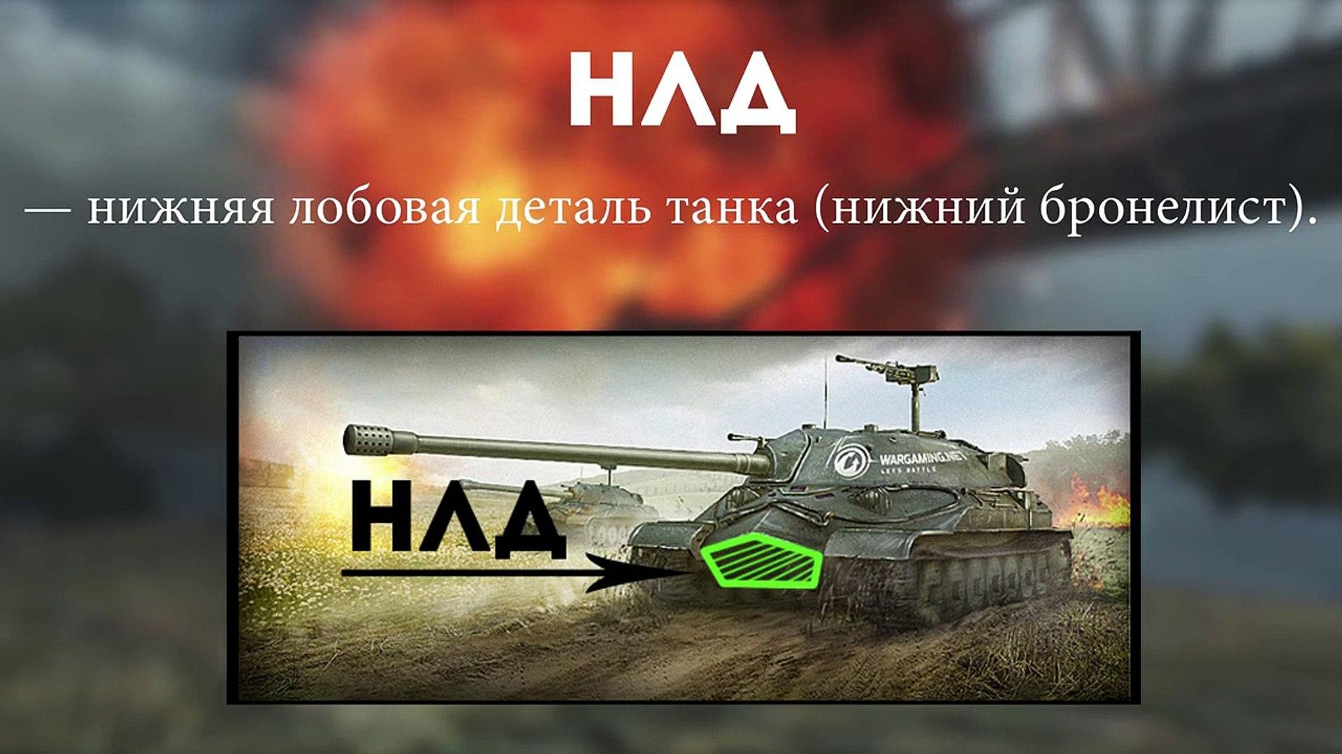 Словарь танкиста WoT для новичков и не только - от Fake Linkoln [World of Tanks]