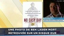 Une photo de Ben Laden mort retrouvée sur le disque dur d'un ancien Navy SEAL