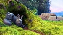 Animated Short Film: Big Buck Bunny [Ultra HD 4K]