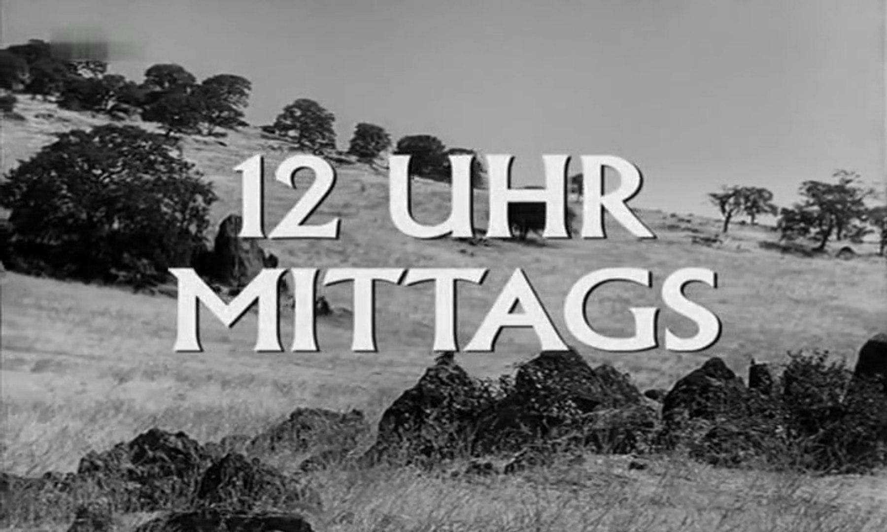 Film Zwolf Uhr Mittags 1952 Teil 1 Video Dailymotion