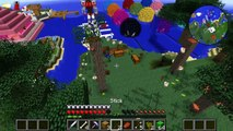 Minecraft: CRAZY CRAFT 3.0 - SURPRISE FOR TINY TURTLE!