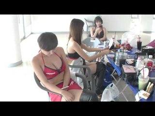 [14] 2015 Asian Festival of Speed (AFOS) - Huh Yun Mi Honey TV