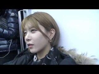 허니TV 허윤미의 모란시장 투어 [15]
