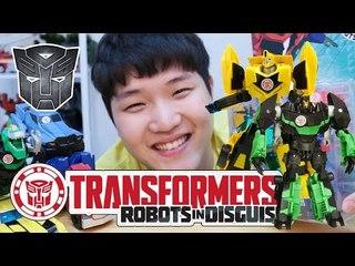 트랜스포머 어드벤처 장난감-Transformers: Robots in Disguise トランスフォーマー・アドベンチャー 미또의 장난감 놀이[또이]