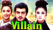 Villain | Full Tamil Movie | Ajith Kumar, Meena, Kiran