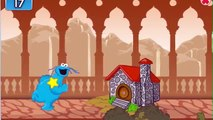 Cookie Monster Game Youtube Video Lord of the Crumbs Sesame Street Games