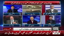 Ayaz Wazir Leave The Live Show When Ajmal Jami Dont Given Time To Talk