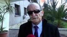 Report TV - Mbahen në hollin e RTSH homazhet për gazetarin Agron Bala