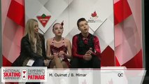 2016 CTNSC Novice Pairs Free Program - Group 3