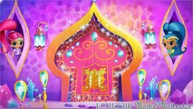 Shimmer and Shine - Шимер и Шайн   Новые игры для девочек   New game
