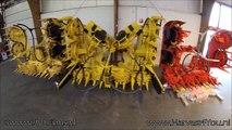 Opnames in de loods van Harvest 4 You Leverancier van oogstmachines Trekkerweb