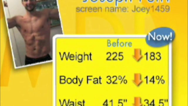 P90X Results - Joeys Power 90 and P90X Workout Transformation Results P90X2 (PX90)