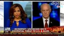 Lt. General McInerney Warns 911 2014 DEFCON-1 ISIS MH-370 False Flag Psyop New World Order