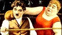 The Knockout (1914) Roscoe 'Fatty' Arbuckle, Edgar Kennedy, Charles Chaplin.  HD Comedy