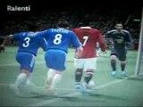 Image de 'C.Ronaldo: petit pont sur Cech!!'